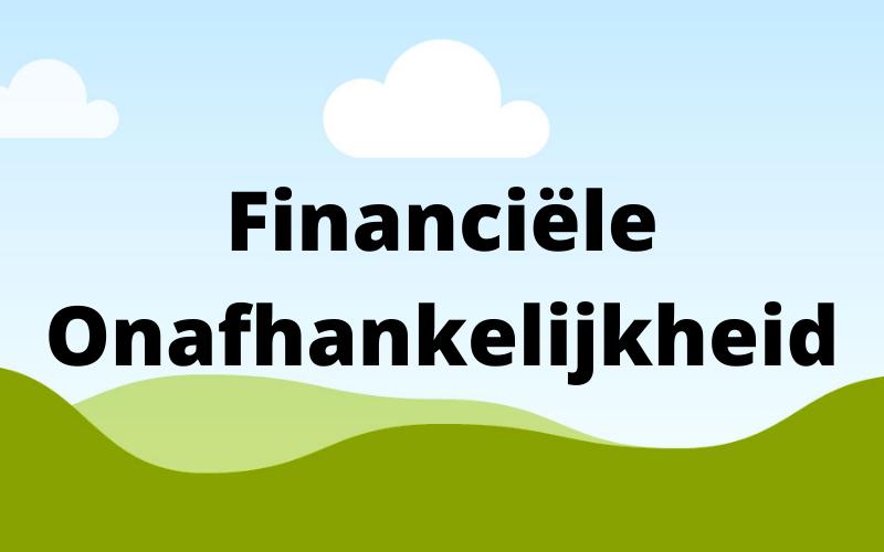 Goed met Geld 086: Hoe ver weg is financiële onafhankelijkheid?