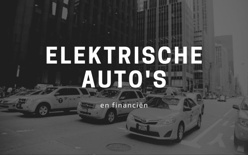 Goed met Geld 091: Elektrische auto's
