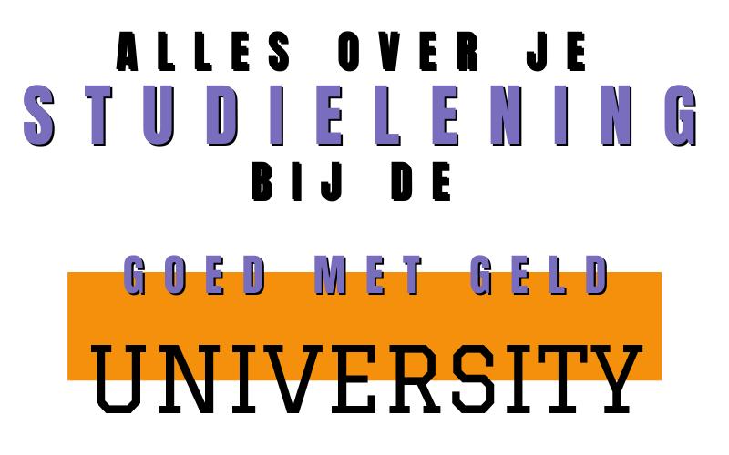 Goed met Geld 089: Studieschuld, stufi, Ome DUO