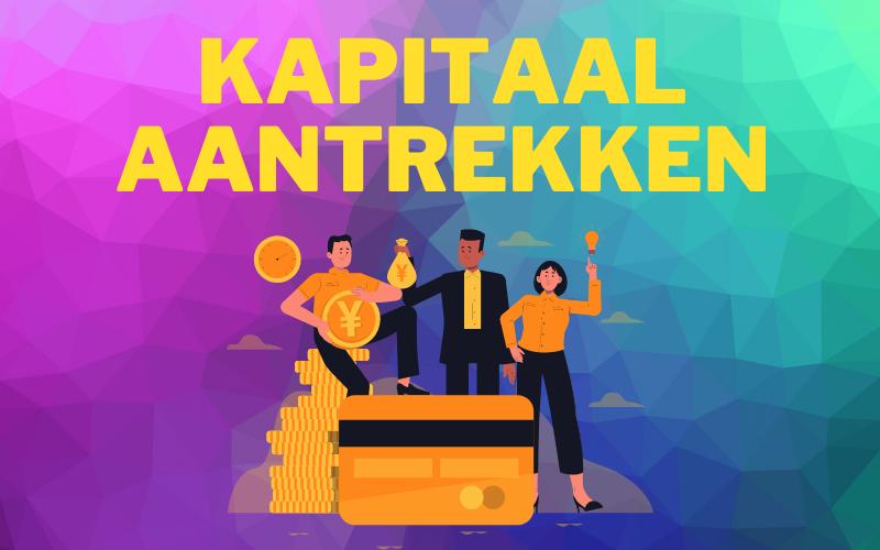 Goed met Geld 109: Hoe bedrijven kapitaal aantrekken