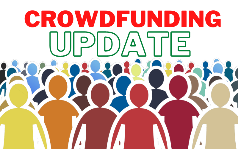 Goed met Geld 123: Crowdfunding update