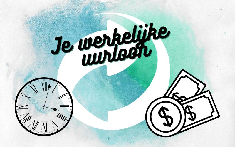 Goed met Geld 139: Je werkelijke uurloon